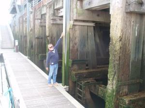 7 meter tide - this is at 2 meters