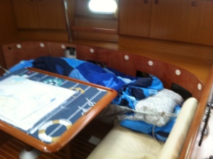 our sea bunk