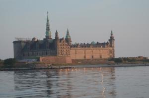 Kronborg to port