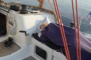 Tough life being a sailor