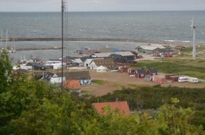 Anholt harbour