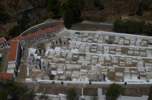 High-rise burial plots