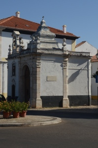 Small Chapel in town
