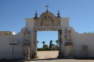 entrance to Dona Maria