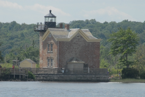 These lighthouses are right out of a history book